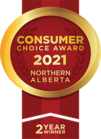 Consumer Choice Award 2021 - Northern Alberta